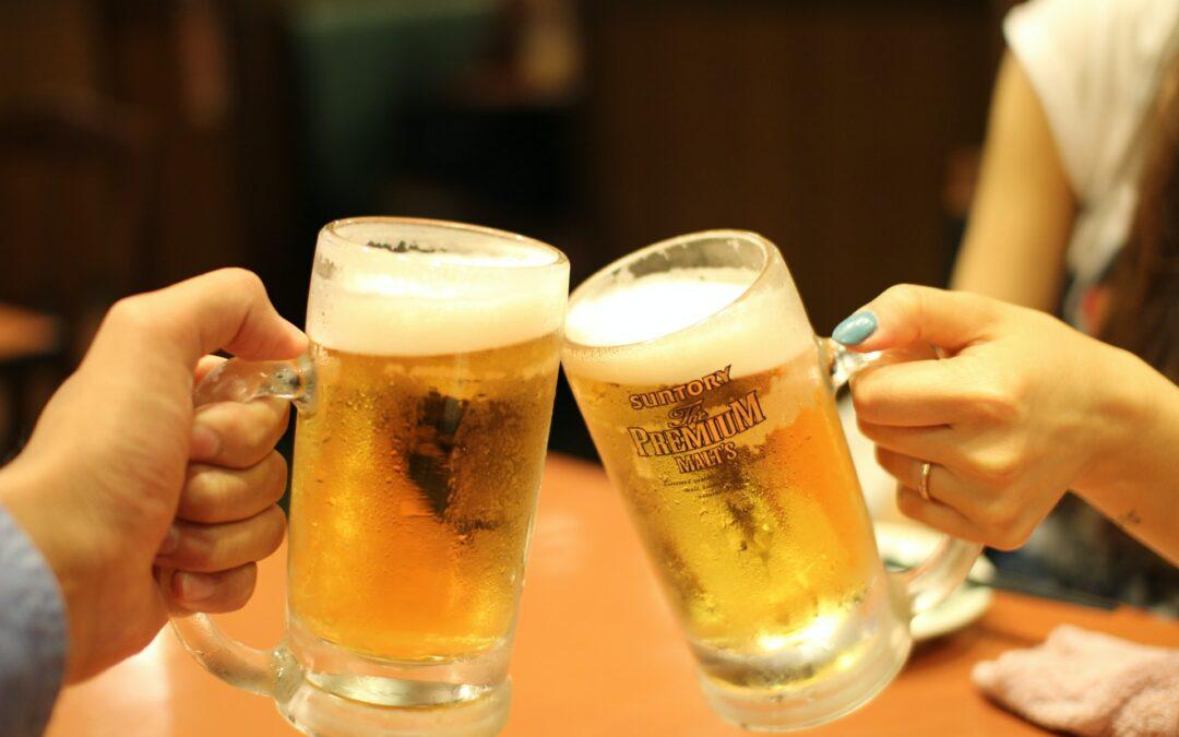 Liquor Effect on Nutrition